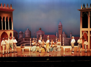 The Gondoliers 1